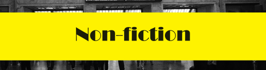 NonFiction Banner - Issue 1