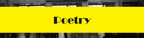 Poetry Banner - Issue 1