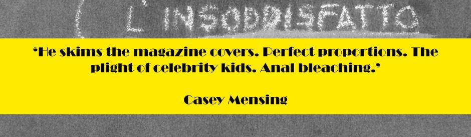 Casey Mensing