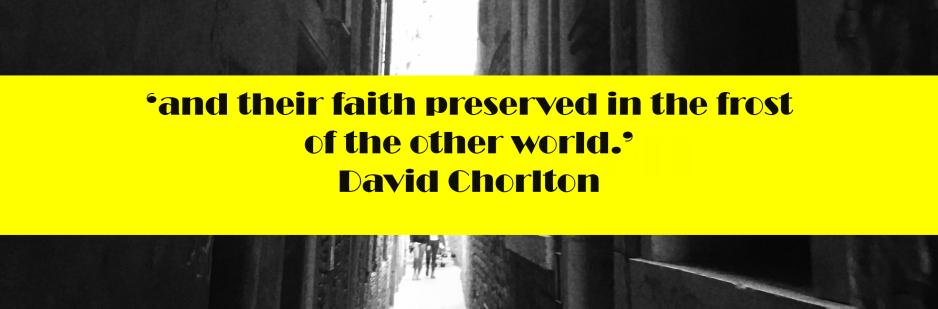 David Chorlton